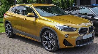 BMW X - Image: 2018 BMW X2 x Drive 20D M Sport X Automatic 2.0