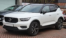 file 2018 volvo xc40 wikimedia commons. Black Bedroom Furniture Sets. Home Design Ideas