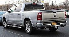 Ram Pickup (fifth generation) - Wikipedia