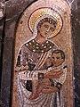 213 Basílica de Montserrat, escala de les Santes, mosaic de Santa Perpètua.JPG