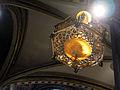 256 Basílica de Montserrat, llàntia votiva.JPG