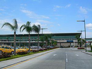 Transport in Ecuador - José Joaquín de Olmedo International Airport (Guayaquil)