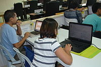 2nd Waray Wikipedia Edit-a-thon 22.JPG