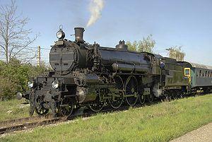 2-6-4 - Austrian Class 310 number 310.23
