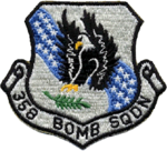 358th Bombardment Squadron - SAC - Emblem.png