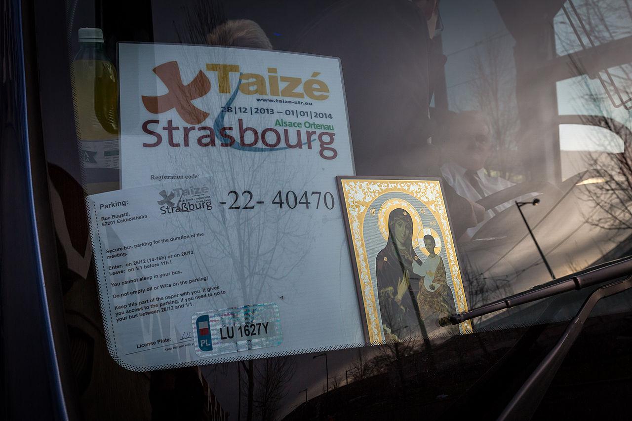 Rencontres taize strasbourg
