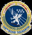 418th Bombardment Squadron - SAC - Emblem.png