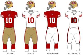 San Francisco 49ers National Football League franchise in Santa Clara, California