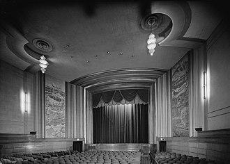 Fourth Avenue Theatre (Anchorage, Alaska) - Interior, Fourth Avenue Theatre