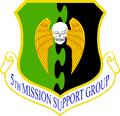 5 Mission Support Gp emblem.png