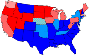 63rd United States Congress - Image: 63 us house membership