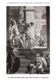 65 Mark's Gospel W. the Roman trial and mocking image 2 of 4. Jesus scourged. Marillier.png