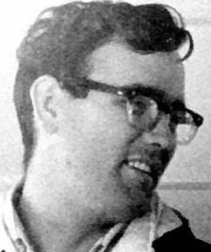 Lawrence G. Abele - Abele as an undergraduate