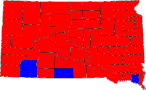 United States Senate election in South Dakota, 1980