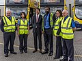 90 NEW BUSES FOR DUBLIN CITY -THE MINISTER AND THE BUS DRIVERS- REF-106979 (20498772581).jpg