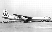 92d Bombardment Wing Consolidated B-36B-15-CF Peacemaker 44-92065