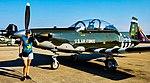 99-3549 Raytheon T-6A Texan ll C N PT-53 (44220451144).jpg