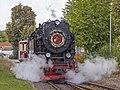 99 7234-0, Germany, Saxony-Anhalt, Harzgerode Railway station (Trainpix 189795).jpg