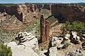 A095, Canyon de Chelly National Monument, Arizona, USA, Spider Rock, 2004.jpg