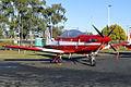 A23-052 Pilatus PC-9A RAAF Roulettes Aerobatic Team (8189133240).jpg