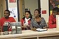 AD at TEACH and NEA American ED Week event 6 (9609824636).jpg