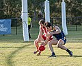 AFL Bond University Bullsharks (17960896879).jpg