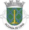 Coat of arms of Aguada de Cima