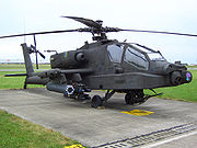 AH-64 Apache of the Netherlands