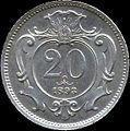 AHK 20 heller 1893 reverse.jpg