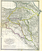 Armenia, Mesopotamia, Babylonia and Assyria with Adjacent Regions, Karl von Spruner, published in 1865.