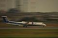 ANA DHC8-Q400(JA846A) take off @MYJ RJOM (1321827307).jpg