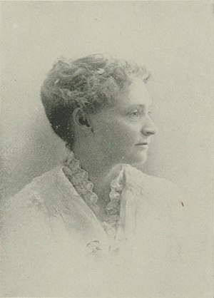 Annie Smith Peck - An 1893 photograph of Peck.