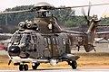 AS.332M1 Super Puma - RIAT 2013 (9474036908).jpg