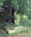 A Crying Angel In Hampstead Cemetery - London. (15885580655).jpg