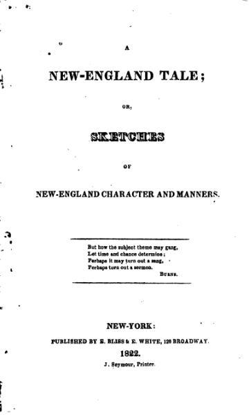 File:A New England Tale.djvu
