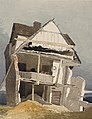 A Ruined House by John Sell Cotman, watercolor.jpg