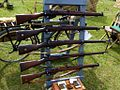 A collection of carbines. (6064830218).jpg