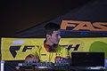 A disc jockey (DJ) photos by mostafa meraji عکس از دی جی در مراسم 07.jpg