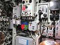 A l'intérieur du sous marin Flore-S647, Lorient, France.jpg