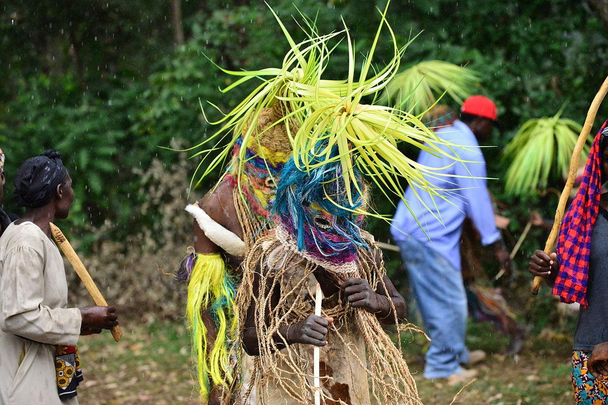 tiriki tribe  luhya
