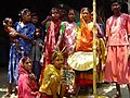 A wedding ceremony of tiny age girl in Bihar, India.jpg