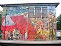 Aachen Graffiti am Haltepunkt Schanz.jpg