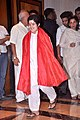Aarav, Dimple Kapadia at Rajesh Khanna's prayer meet 45.jpg