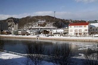 Abashiri River - Image: Abashiri River 02