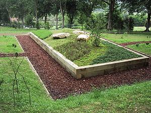 jardin hors sol
