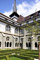 Abbaye d'Hauterive, Innenhof 01 09.jpg