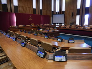 Aberdeen City Council - Aberdeen City Council Chamber