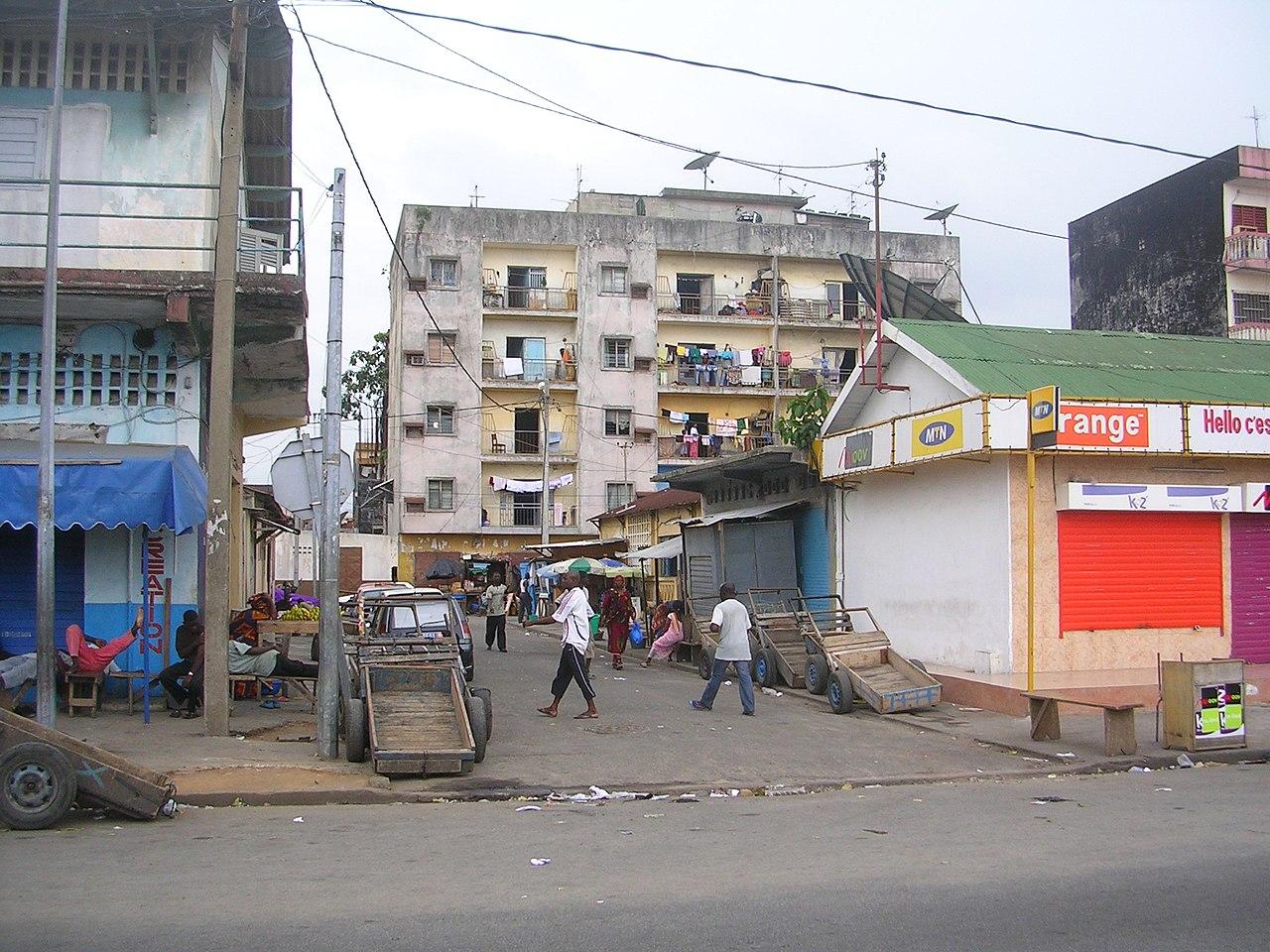 Abidjan dating