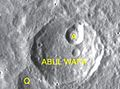 Abul Wafa sattelite craters map.jpg