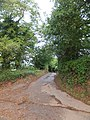 Access road to Huntland Farm - geograph.org.uk - 2609488.jpg